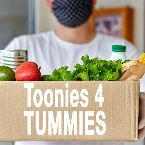 "Catholic Education Week ""Toonies for Tummies"" campaign supports local food banks"