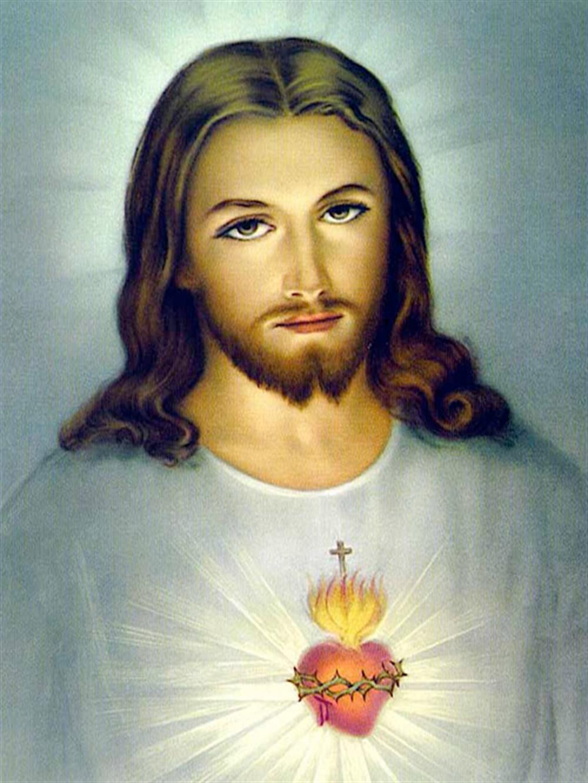 patron sacred heart of jesus
